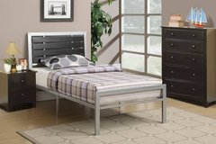 TWIN BED FRAME FREE DELIVERY in Huntington Beach, California