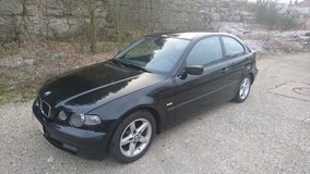 BMW 318 ti with new Inpsection in Hohenfels, Germany