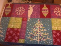 Christmas 4' x 6' area rug in Yucca Valley, California
