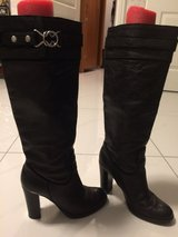 Women's Nine West Leather Boots in Bolling AFB, DC
