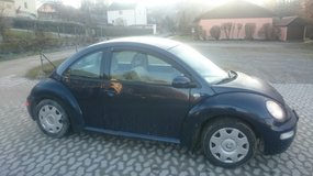 US Spec 2001 VW New Beetle in Hohenfels, Germany