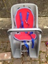 Child Bike Seat in Ramstein, Germany