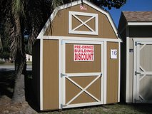 8x12 Lofted Barn Storage Building Shed DISCOUNTED!! in Moody AFB, Georgia