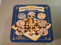 Family 10 Game Set in Ramstein, Germany