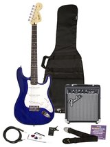 Fender Electric Guitar Complete Starter Set in Ramstein, Germany