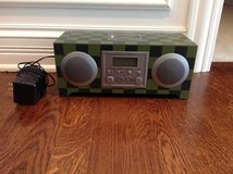 PB Teen Boys Radio / Alarm Clock / Speaker / Apple Charger in St. Charles, Illinois