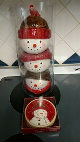 Christmas Decor--Dishes & Coasters in CyFair, Texas