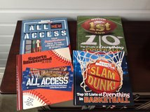 Set of 4 Sports Illistrated Kids Hardcover Picture/ Sports Facts Books in Bolingbrook, Illinois