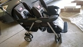 Peg Perego XL tender double Stroller  Tanden in Joliet, Illinois