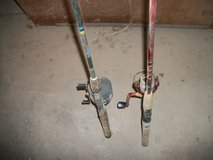TWO SPINNNIG  RODS WITH REELS in Alamogordo, New Mexico