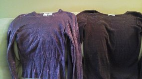 Size Small Blouses Armani & Star CCC& Gap Pants in Lockport, Illinois