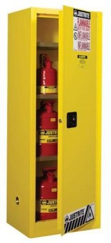 SURE-GRIP  EX DEEP SLIMLINE FLAMMABLE SAFETY CABINET 54 GALLONS in Perry, Georgia