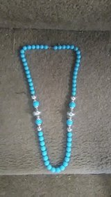 Turquoise necklace in Fort Leonard Wood, Missouri