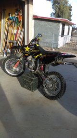 2008 Suzuki RM85 in 29 Palms, California