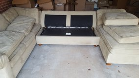 Havertys 3-piece sectional in Fort Irwin, California