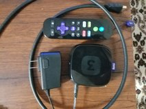 Roku 3 streaming device in Fort Drum, New York