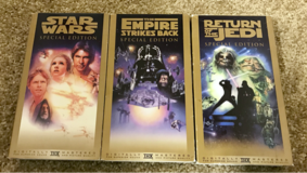 Star Wars, Special Edition, VHS in Fort Rucker, Alabama