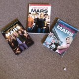 DVDs Veronica Mars season 1, 2 and 3 in Orland Park, Illinois