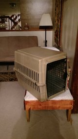 Medium Dog Plastic Privacy Crate/Kennel in Fort Carson, Colorado