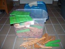 Lincoln Logs in Ramstein, Germany