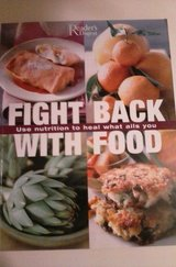 Fight back with food in Clarksville, Tennessee