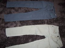 London RSQ Skinny 2 pair of Pants Size 28W/30L in Ramstein, Germany