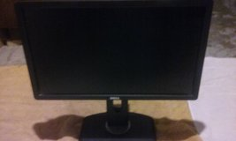 Dell P2012Ht 20 inch LCD Monitor hardly used in Chicago, Illinois