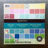 NEW 180 Count 12 X 12in Paper Craft Sheets/ Pads in Okinawa, Japan
