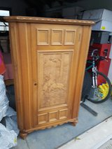 Corner Cabinet + Trunk/Chest !!! in Ramstein, Germany