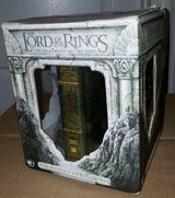 The Lord of the Rings The Fellowship of the Ring Collector's DVD Gift Set in Hinesville, Georgia