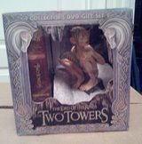 The Lord of the Rings The Two Towers Collector's DVD Gift Set in Hinesville, Georgia