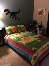 Full Platform bed with mattress in Kingwood, Texas