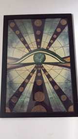 Handcrafted wall hanging in Wilmington, North Carolina