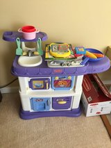 Fisher Price and Little Tykes Kitchen sets in Fort Belvoir, Virginia