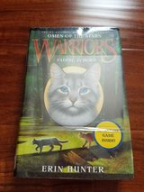 Warriors: Fading Echos by Erin Hunter- Hardcover in Lockport, Illinois