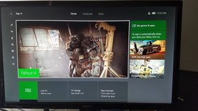XBOX One w/ games in Fort Eustis, Virginia
