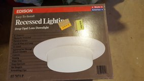 2 Brand New EDISON recessed lights in Chicago, Illinois