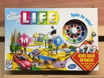 The game of LIFE! in Fairfield, California