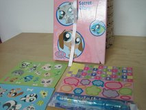 FREE:  Littlest Pet Shop Secret Diary, used in Kingwood, Texas