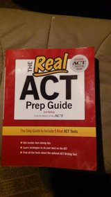 ACT Prep Guide in Plainfield, Illinois