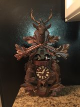 German Black Forest Cuckoo Clock in Fort Rucker, Alabama