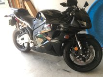 2011 CBR600RR Honda motorcycle in Oceanside, California