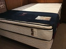 California King Mattress And Box New USA All Sizes Available in Oceanside, California