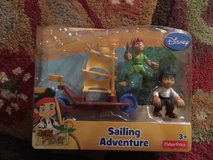 New Jake and Pirates figure set in Bolingbrook, Illinois