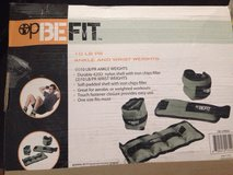 Be fit ankle and wrist weights in Temecula, California