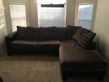 Sectional couch in Fort Bliss, Texas