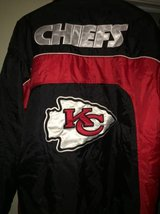 NFL Kansas City chiefs jacket in Columbus, Georgia
