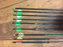 Carbon hunting arrows for sale in Temecula, California