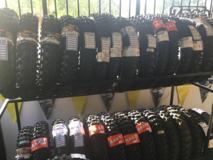 Motorcycle tire mounting while you wait in Miramar, California