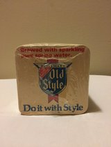 Vintage Old Style Coasters in Joliet, Illinois